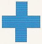 Balisage CV croix