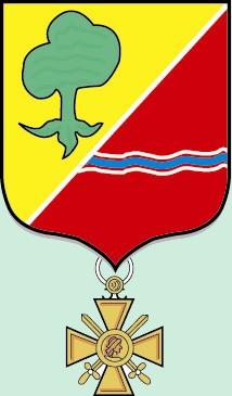 Blason de Fresse sur Moselle
