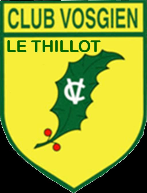 Logo CV Le Thilllot