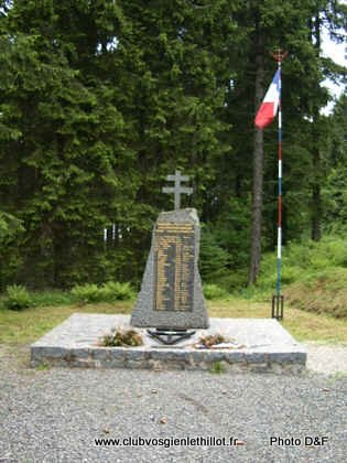 Le monument du Peut-Haut
